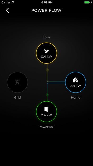 Tesla Motors Screenshot
