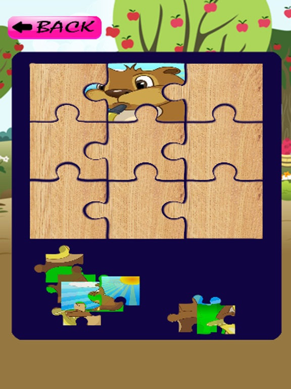 cookie  Puzzle  Jigsaw Puzzles  Educational Game