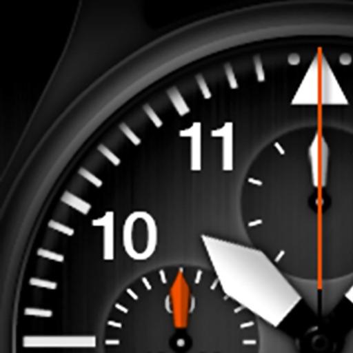 质感计时器:Chronograph