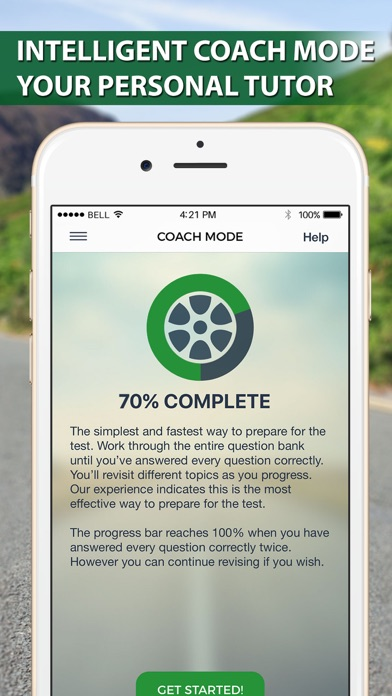 download Motorcycle Theory Test +Hazard appstore review