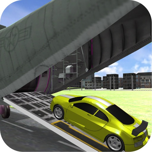 Airplane Car Fardel Cargo: Truckage Transporter iOS App