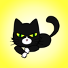My Black Cat Stickers! Wiki
