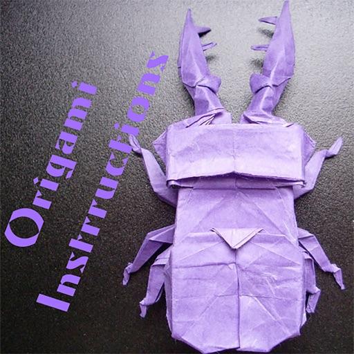 教你折纸:Origami Instructions【教学娱乐】