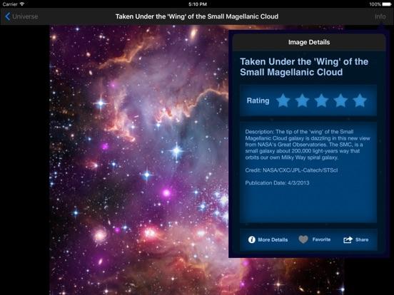 Space Images Screenshot