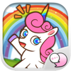 ChatStick Company Limited - Sweety Unicorn Stickers & Keyboard By ChatStick artwork