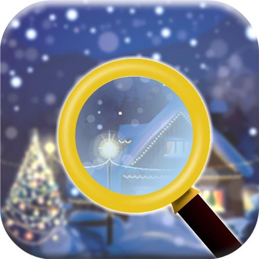 Christmas Snow Skiing:Hidden Objects iOS App