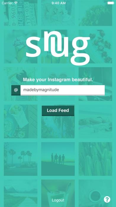 Snug скачать приложение - фото 5