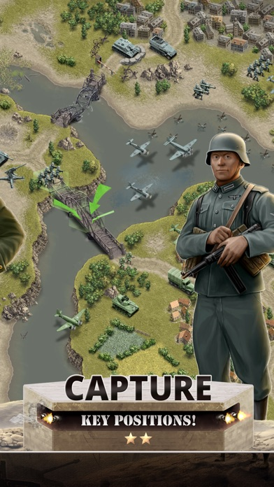 1944 Burning Bridges Premium Screenshots