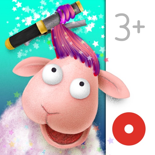 Silly Billy Hair Salon: Styling App for Kids
