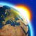Weather Now Forecast Temperature Widget UK Alert