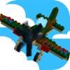 space plane shooting : pixel war