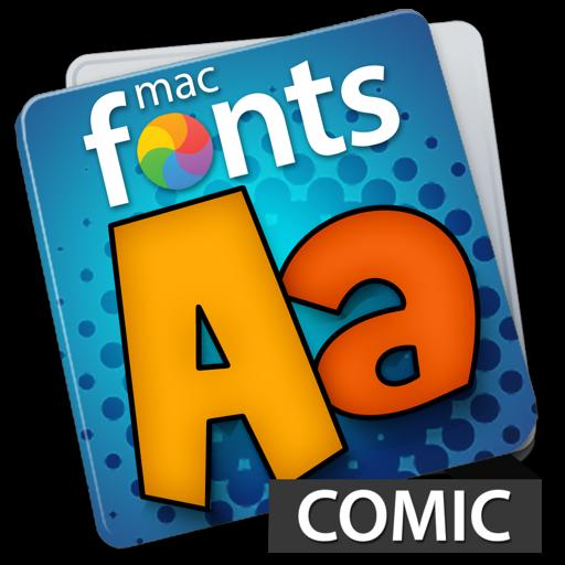 macFonts Comic