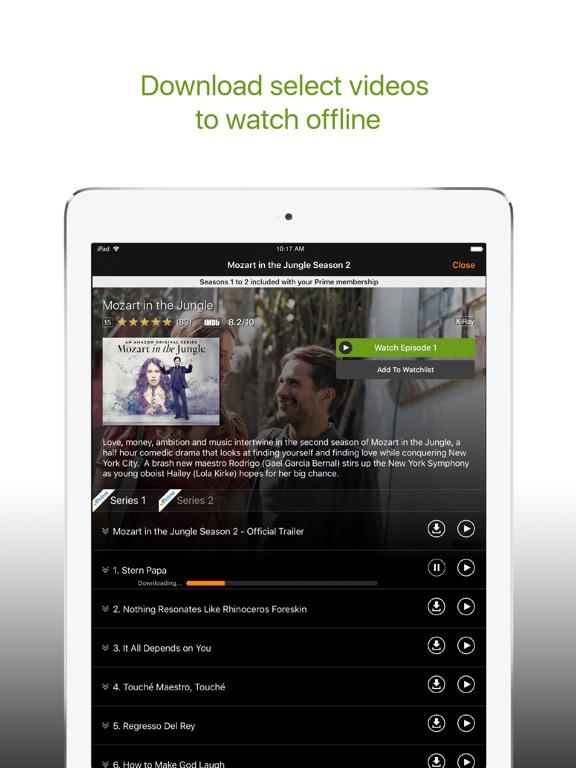 Screenshot #3 for Amazon Prime Video