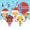 Norske Julesanger - musikk og tekster til julaften