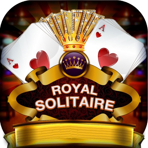 Royale Vegas Solitaire: Classic Matching Card Game iOS App