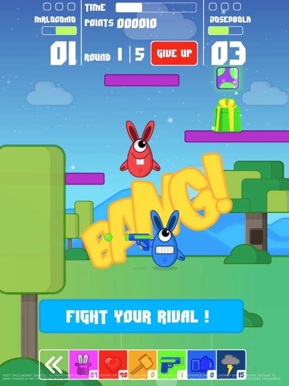 Johnny Beep Clone War 1 For iOS Goes Free For First Time
