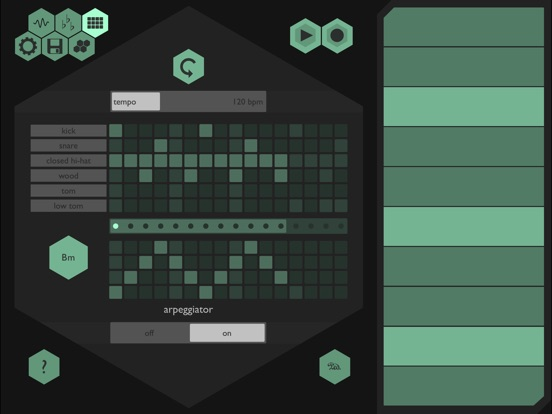Chordion : Musical Instrument & MIDI Controller Screenshots