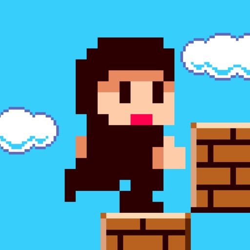 Action Games - Super Stairs - iOS App