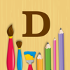 ColorIng Buddy For Kids with Painting Pictures