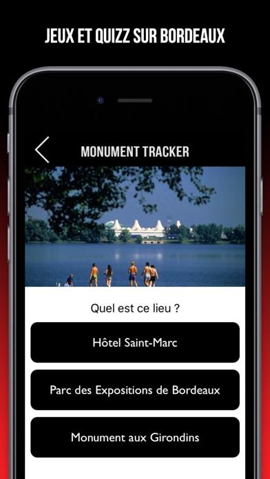 Paris guide voyage Monument Tracker carte offlineCapture d'écran de 3