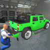 Hummer Car Mechanic 3D App