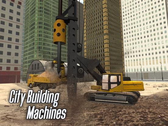 City Builder Machines Driver Full screenshot 5