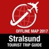 施特拉爾松德 旅遊指南+離線地圖