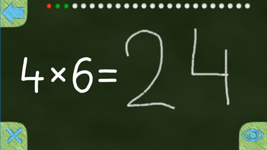 Multiplication Tables 12x12 Screenshots
