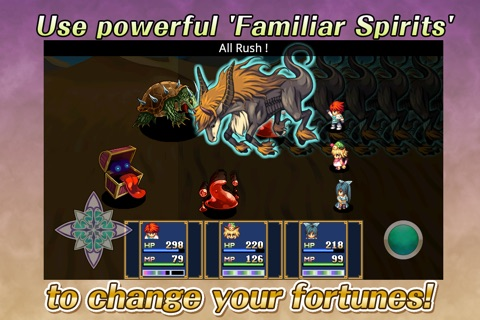 RPG End of Aspiration screenshot 4