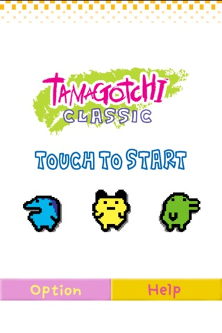Tamagotchi Classic -Original- screenshot 1