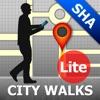 Shanghai Map and Walks