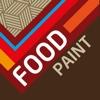 Food Paint danner app
