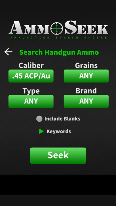 WikiArms AmmoEngine | Live Ammo and Firearm Tracking
