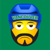 Vancouver Hockey - Fan Signs | Stickers | Emojis