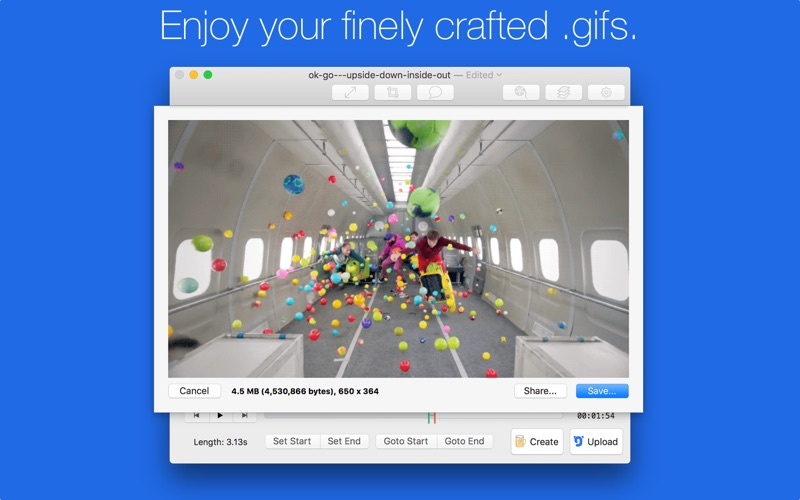 GIF Brewery by Gfycat - Capture & Make Video GIFs Screenshot