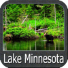 Lakes Minnesota GPS ice fishing charts Navigator