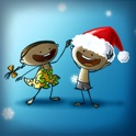 Christmas Backgrounds & Christmas Images icon