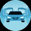 MenuCar for Uber Rides
