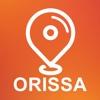 Orissa, India - Offline Car GPS
