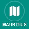 Ile Maurice : Offline Navigation GPS