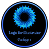 Logo for Adobe illustrator