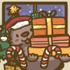 Bear Life - Animated Christmas Sticker Pack christmas stars