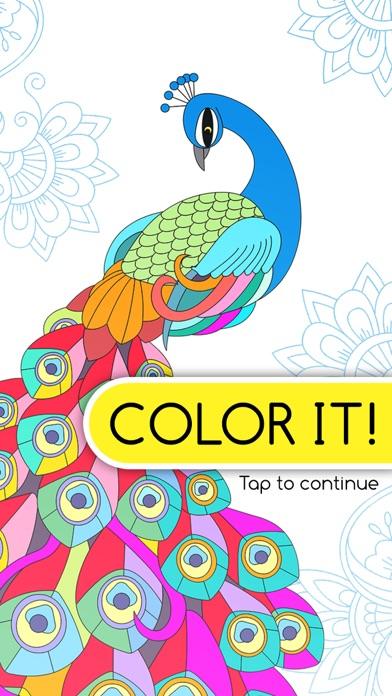 Color It - Free Coloring App on the App Store