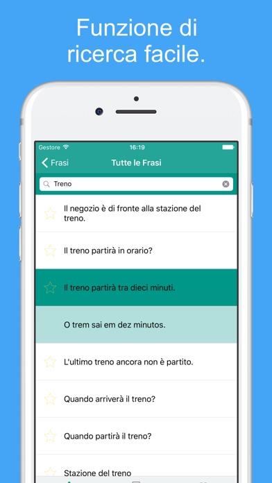 Screenshot of Imparare il Portoghese Brasiliano Con Audio5