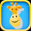 Giraffe Emoji - Cute Giraffe Emoji Keyboard