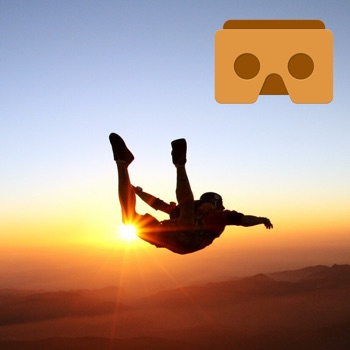 VR Skydiving Pro for iPhone