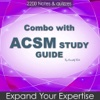 Combo-with-ACSM-STUDY-GUIDE Exam Review