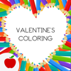 Adult Coloring Books: Valentines Day