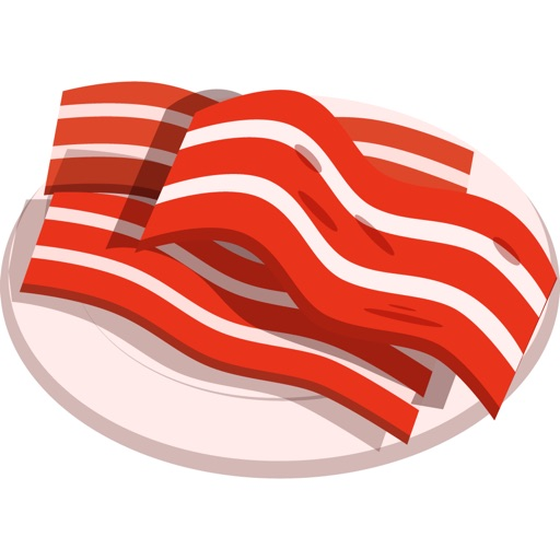 I Love Bacon iOS App