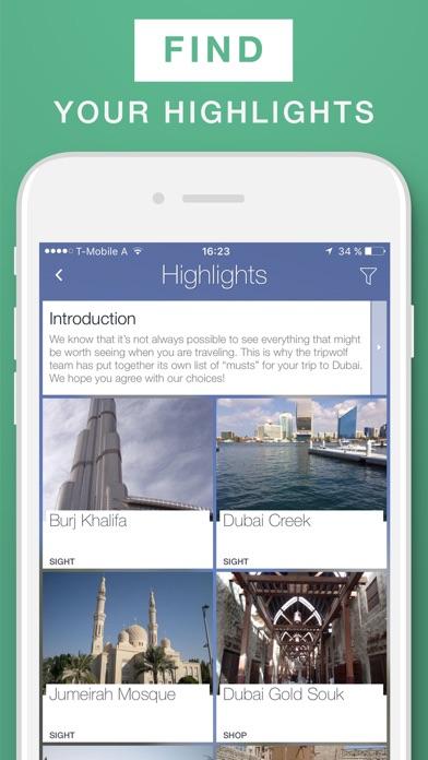 Dubai - Travel Guide & Offline MapScreenshot of 2